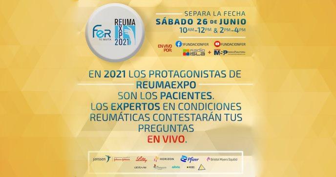 Reuma Expo celebra su segundo evento virtual para pacientes de enfermedades reumáticas