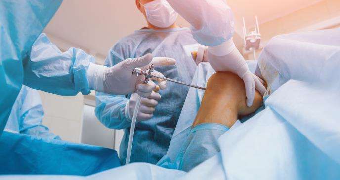 Artroscopia: La prueba para detectar problemas en las articulaciones