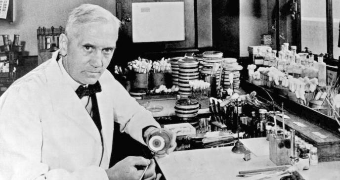 90 años del mayor descubrimiento de Fleming, la penicilina