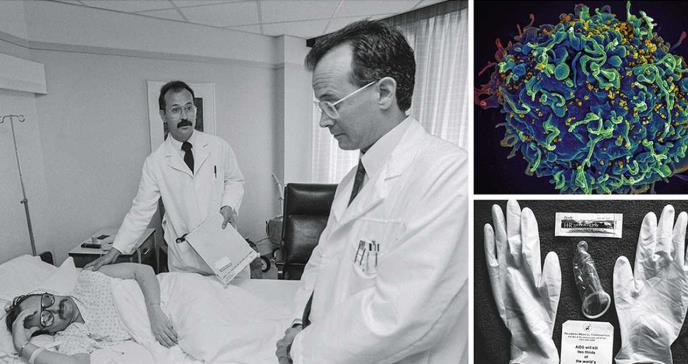 A 40 años del primer paciente con sida