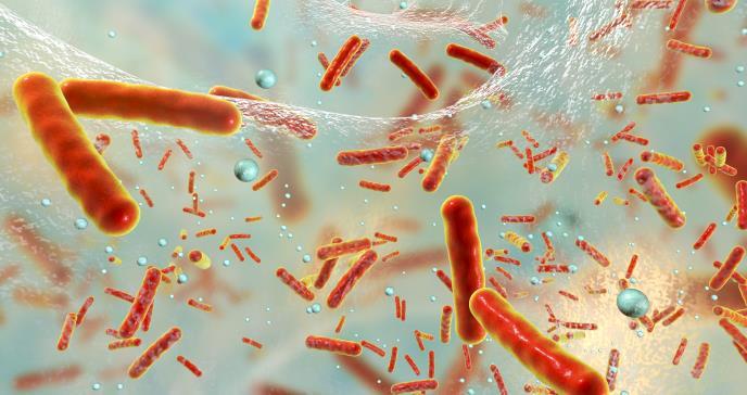 Las bacterias se expanden igual de rápido que el coronavirus