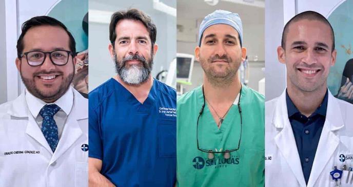 Cirujanos posicionan al País internacionalmente en la innovación de técnicas vasculares