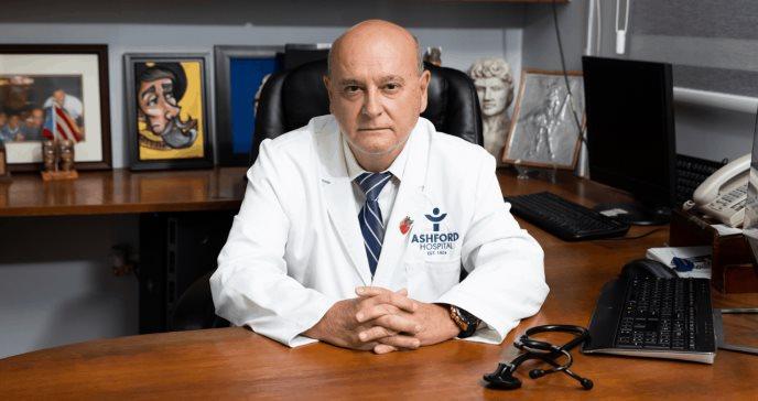 Dr. Mercado de ingeniero a especialista de la cardiología