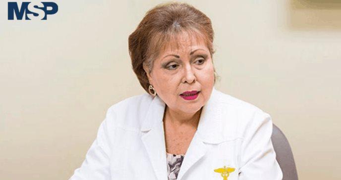 Dra. Ángeles Rodríguez: Yo creo en la vacunación compulsoria