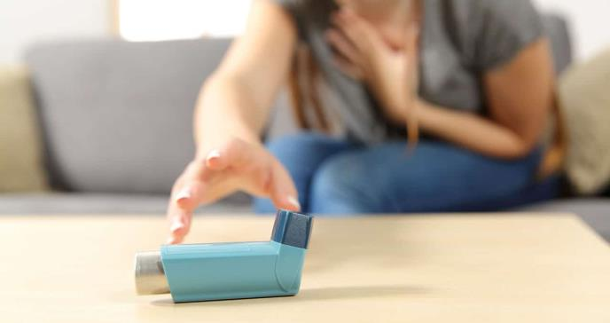 Asma grave no controlada: tezepelumab reduce la tasa de exacerbaciones