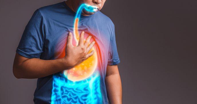 El reflujo gastroesofágico se asocia al dolor crónico en la articulación temporomandibular