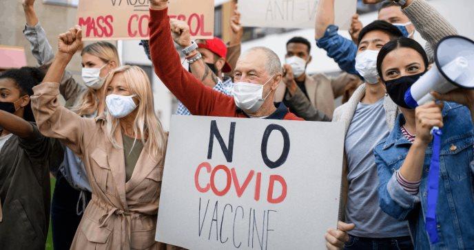 Los no vacunados ponen en riesgo a pacientes con otras enfermedades