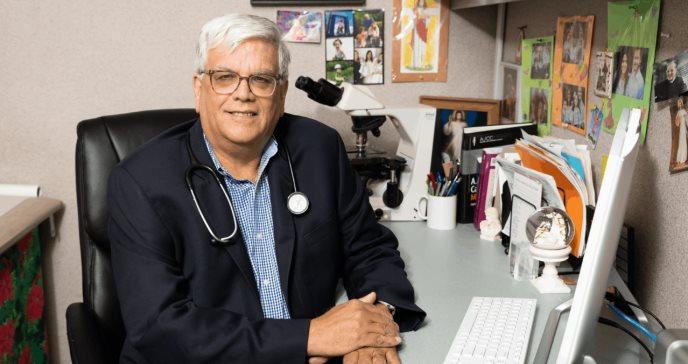 Dr. Robert Hunter y su vida al servicio de la oncología en Puerto Rico