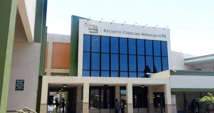 Cierran los servicios de la Clínica de la Escuela de Medicina por paso del potencial ciclón 6