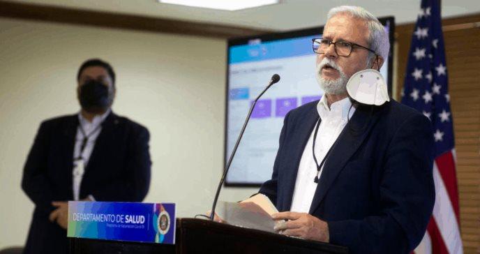 Renuncia, a través de su blog, el doctor José Becerra a su puesto en el Departamento de Salud