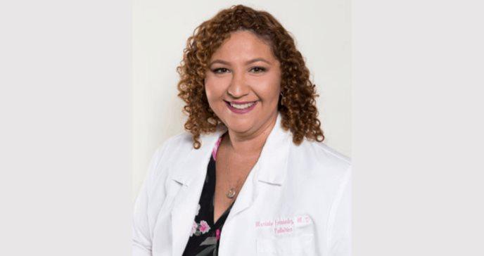 Duelo en la clase con médica por fallecimiento de la pediatra, Dra. Mariola Fernández Rodríguez