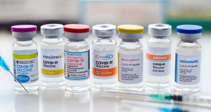 ¿Cuántos días deben pasar entre la primera y la segunda dosis de la vacuna?