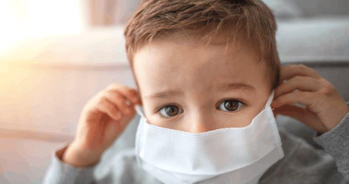 COVID-19: duración de la enfermedad y síntomas en los niños