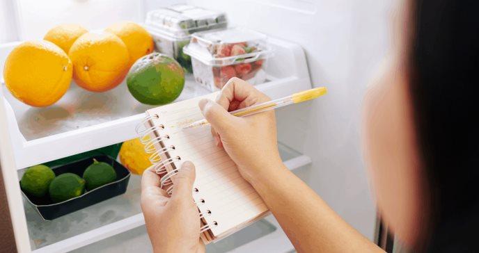 Orden de la despensa sería un factor clave en llevar un buen hábito alimenticio