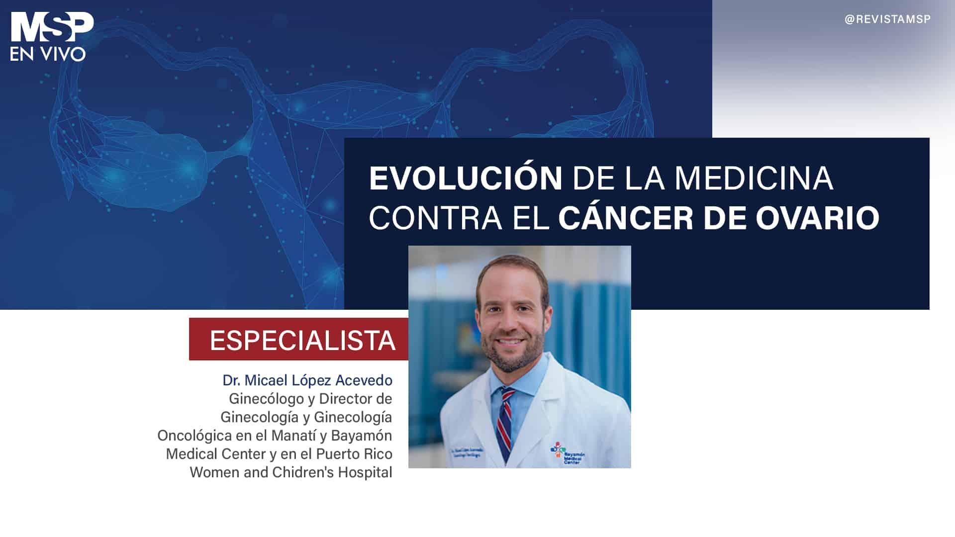 Evolución de la medicina contra el Cáncer de Ovario