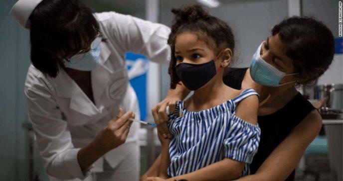 Estos son los países que están vacunando a los niños menores de 12 años contra el COVID-19