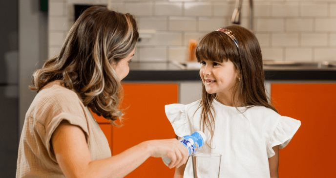 ¿Cómo la nutrición puede impulsar/promover un crecimiento óptimo en los niños?