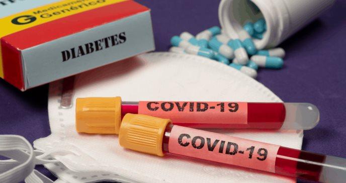 Pacientes con diabetes son más propensos a desarrollar COVID-19 grave