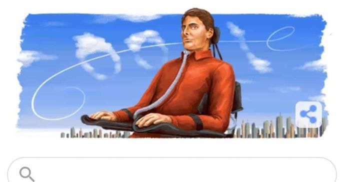 Google rinde tributo al actor que convirtió su tragedia en altruismo
