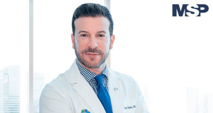 """Dr. Óscar Soto: """"Mi vocación por la medicina y mis pacientes nació en mi hogar"""""""