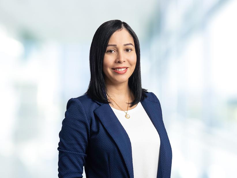 Greisha M. Gonzalez Santiago, médico residente de medicina interna del Hospital Damas en Ponce
