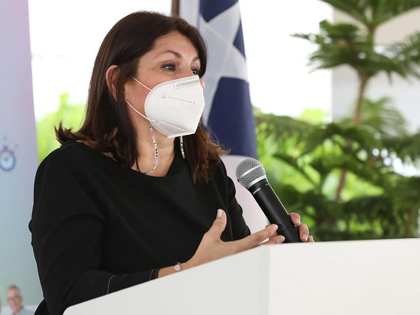 Dra. Iris Cardona, Directora del Programa de Vacunación en Puerto Rico.
