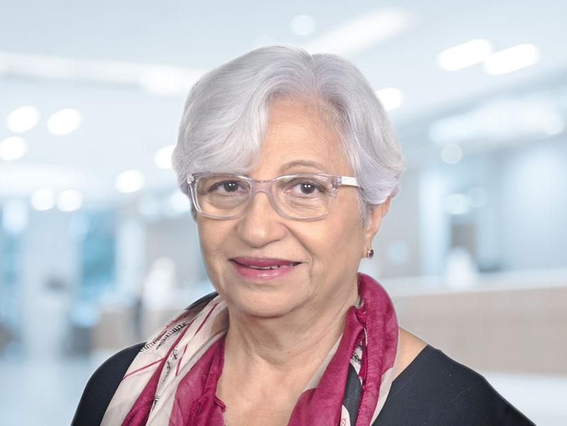 Dra. Cruz María Nazario, epidemióloga y catedrática.