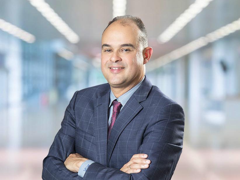 Dr. García Mateo, presidente de la Sociedad Puertorriqueña de Endocrinología y Diabetología de Puerto Rico