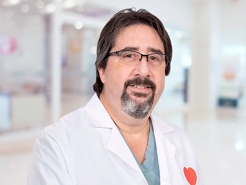 Doctor Orlando Lopez de Victoria